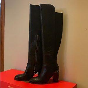 Adrienne Vittadini 'Moosewood' Over-the-knee boot